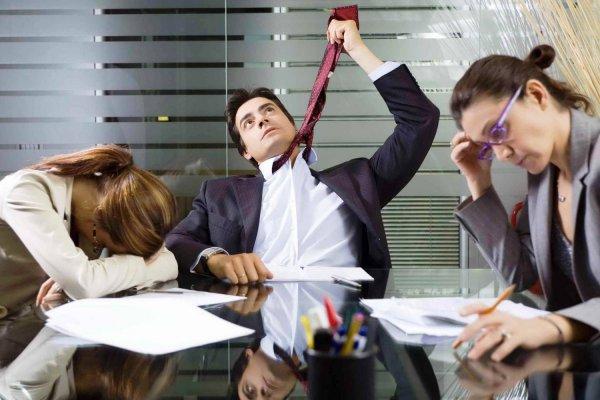Ученые: Стресс на работе для мужчин опаснее, чем для женщин