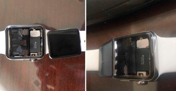 Выпадающий дисплей в Apple Watch стал причиной подачи в суд на