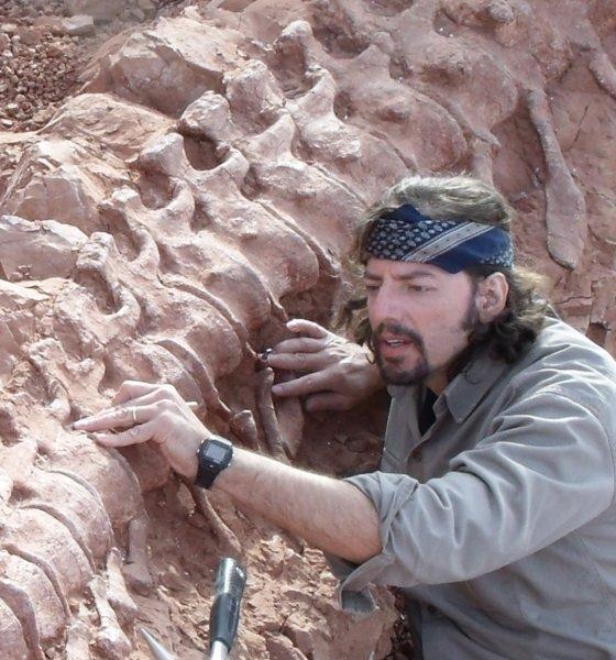 Палеонтологи нашли останки древнейших четвероногих животных