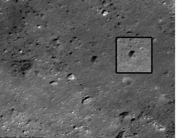Уфологи разглядели на фото NASA руины храма на обратной стороне Луны