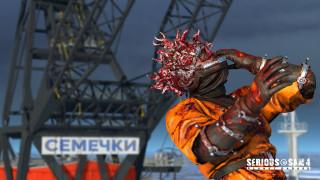 Скриншот Serious Sam 4