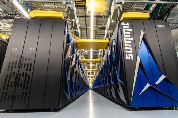 В США спроектировали мощнейший в мире компьютер Summit