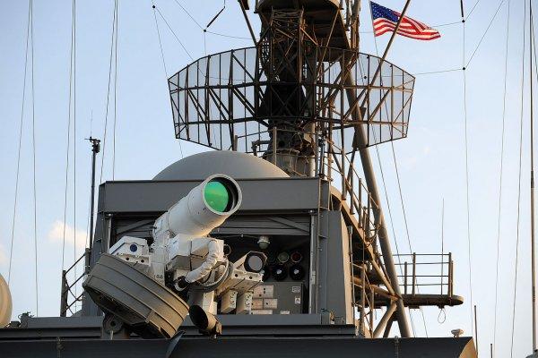 Роскосмос намерен разработать пушку для уничтожения космического мусора