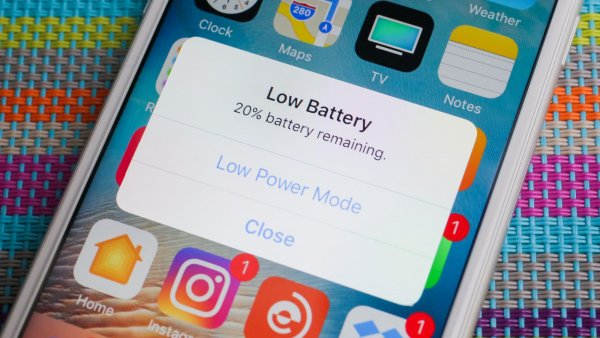 iOS 11.4 «сжирает» заряд аккумулятора iPhone
