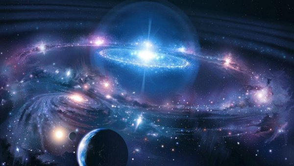 Гравитационное эхо поможет доказать существование тоннелей между вселенными