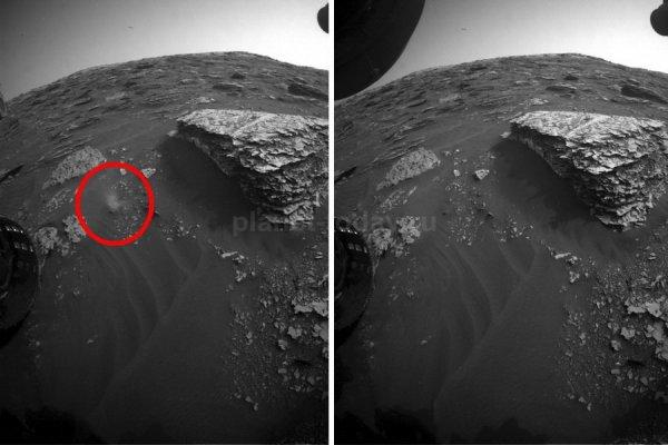 Уфолог предоставил доказательства обитаемости Марса