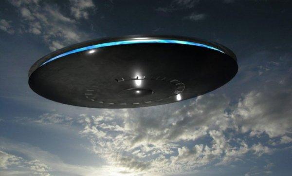 Инопланетный НЛО заметили над домом премьер-министра Индии