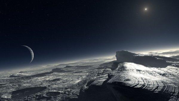 Учёные: Жидкий ядовитый океан скрывается под льдами Плутона