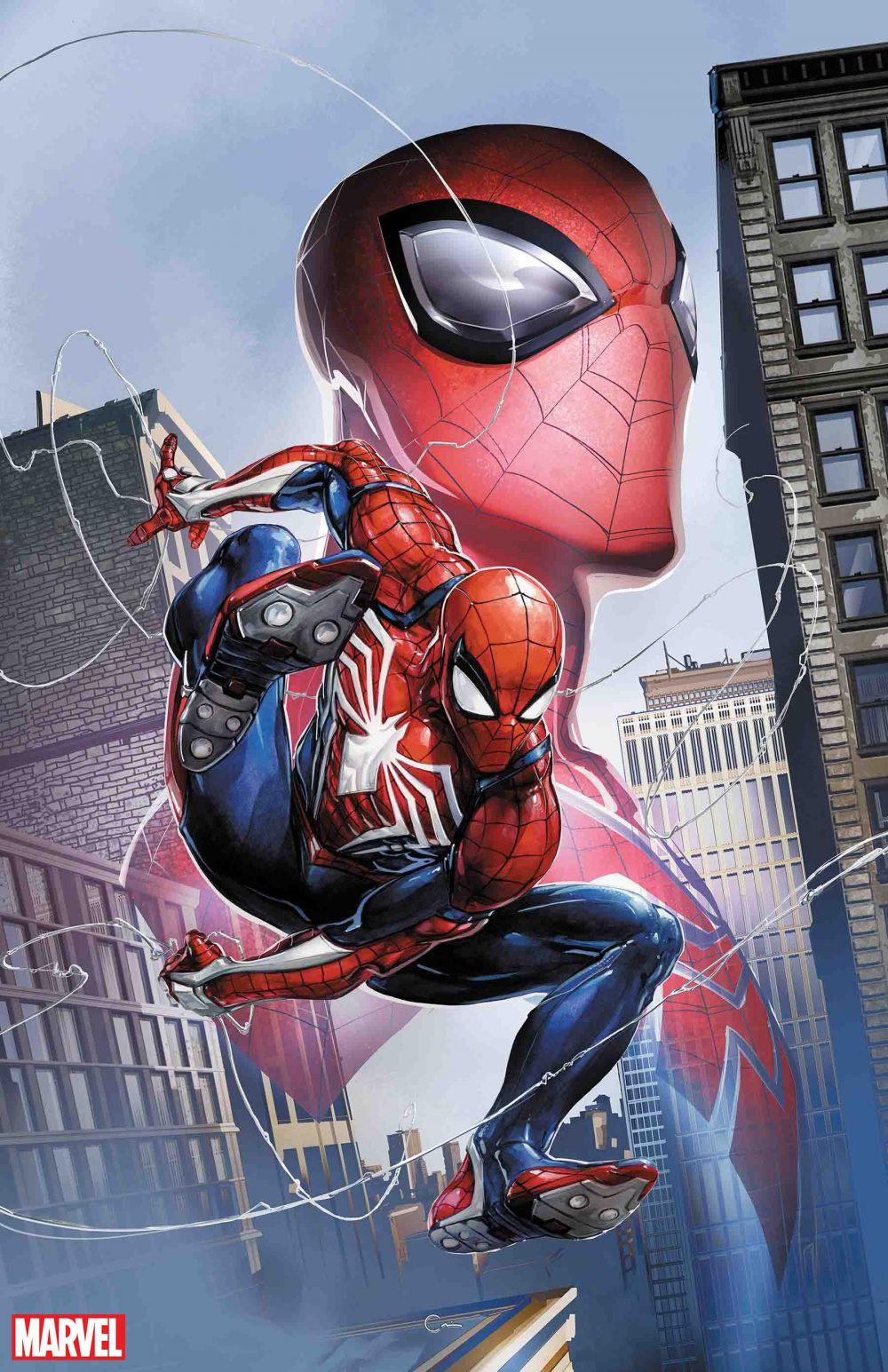 Человек-паук из новой игры Insomniac Games появится в комиксе