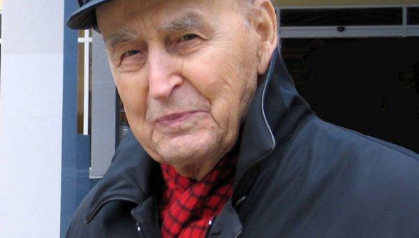 Самый старый археолог мира умер в Санкт-Петербурге