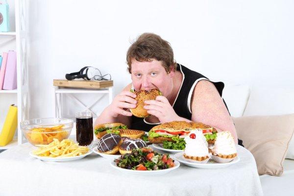 Ученые установили причину любви человека к жирной еде