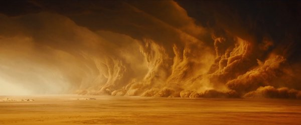 NASA: На Марсе бушует шторм, который даст новые сведения о погоде