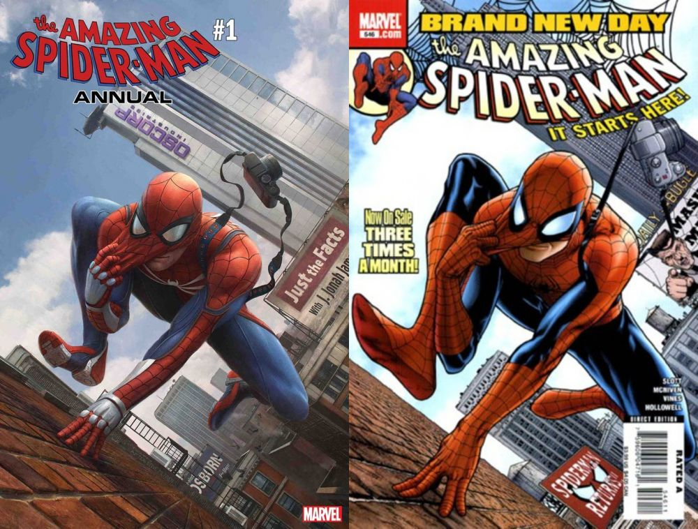 В свежем геймплее Marvel's Spider-Man показали огромные размеры игрового мира