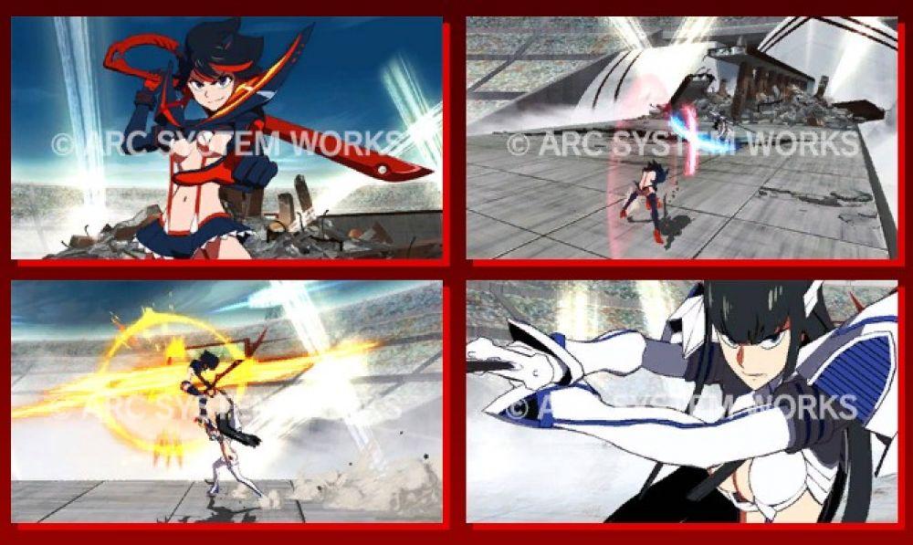 Разработчики Dragon Ball FighterZ анонсировали файтинг Kill la Kill: The Game