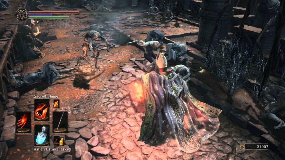 Продолжение серии Dark Souls обязательно будет, команда просто взяла тайм-аут