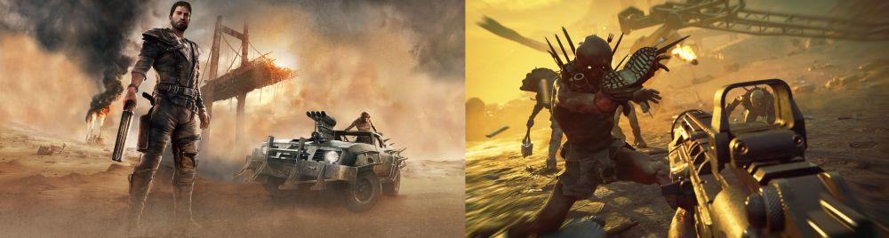 id Software: мы постараемся сделать так, чтобы Rage 2 не была похожа на Mad Max