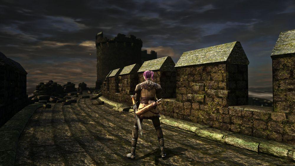 В Dark Souls Remastered добавили HD-текстуры из фанатского мода