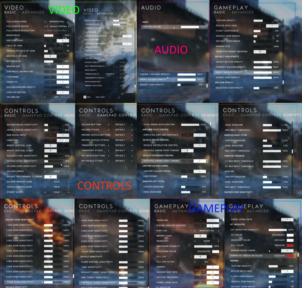 Настройки графики Battlefield 5 слили в сеть. Скоро может начаться альфа-тест игры
