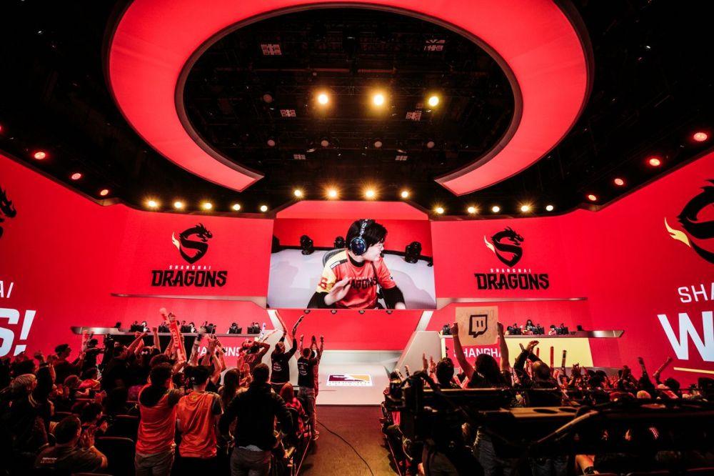 Первый сезон Overwatch League завершен. Команда Shanghai Dragons установила новый киберспортивный рекорд по количеству поражений