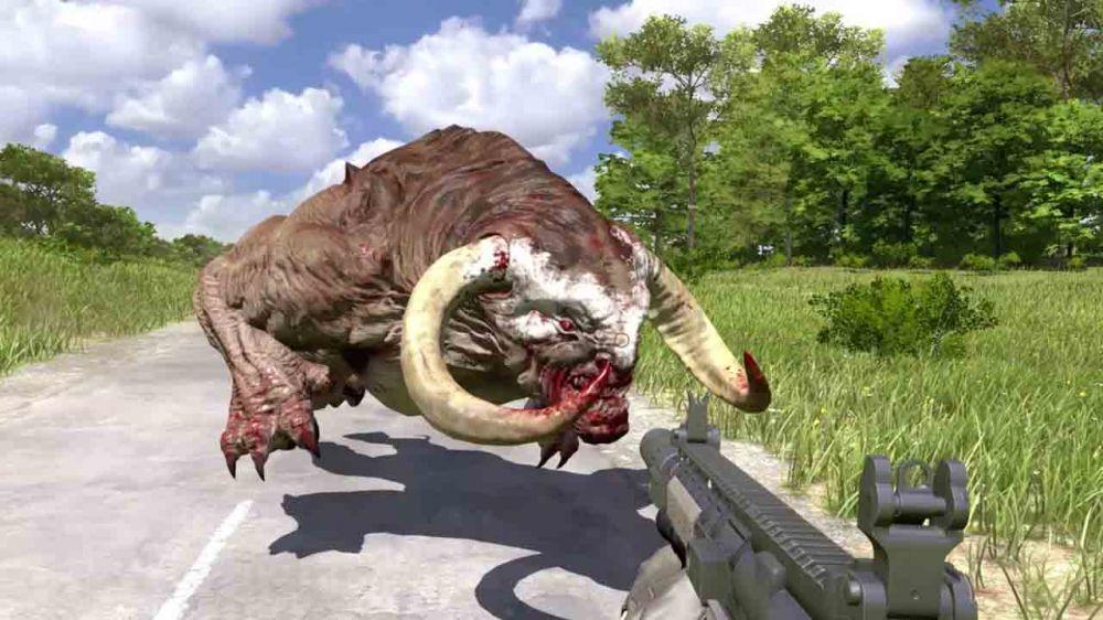 Новые подробности о Serious Sam 4: Planet Badass. Огромные локации, кооператив и квесты
