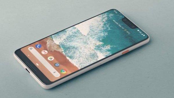 Смартфон Google Pixel 3 XL выйдет с одиночной кммерой