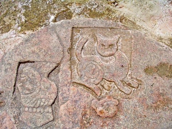 Археологи датировали канозерские петроглифы на Кольском полуострове VI тысячелетием до н.э.