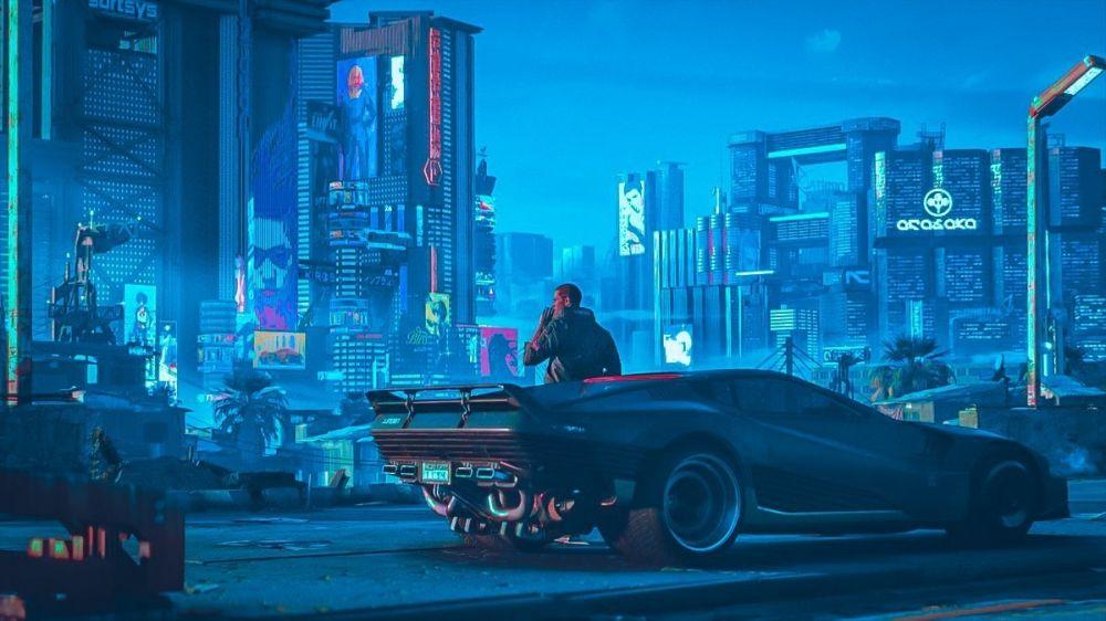 Подборка мемов по Cyberpunk 2077 — Найт-Сити в России и стреляющие по людям медики