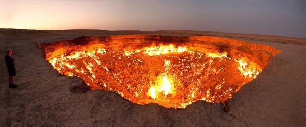 Уфологи назвали самые «инопланетные» места планеты