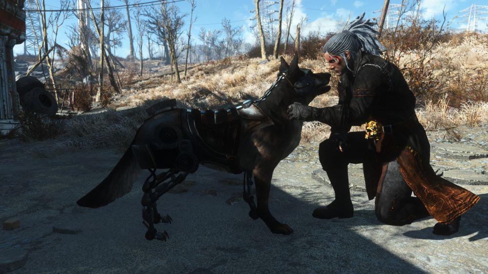 Киберпса из Fallout: New Vegas добавили в Fallout 4