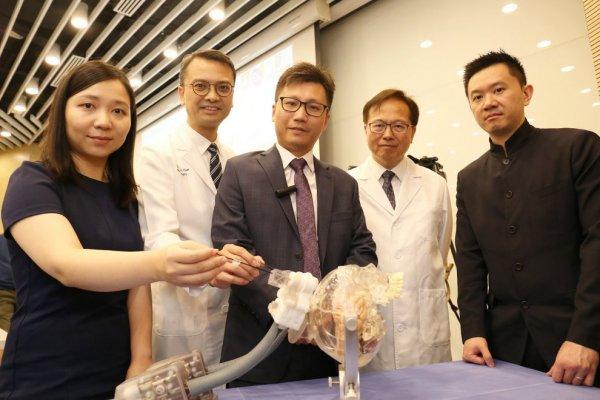 Ученые представили медицинского робота для лечения болезни Паркинсона