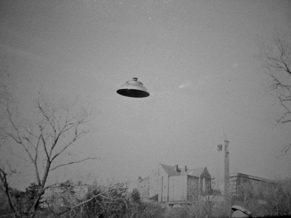 Эксперты: фотографии не являются доказательством существования НЛО