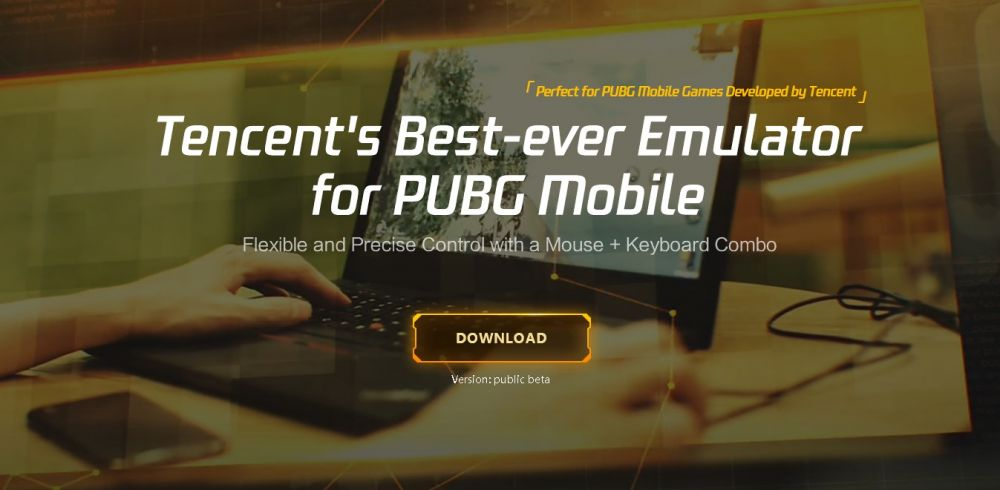 Теперь в PUBG Mobile можно играть на PC с помощью официального эмулятора