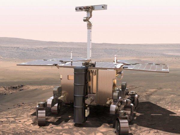 Роскосмос испытает марсоход выстрелом плазмы