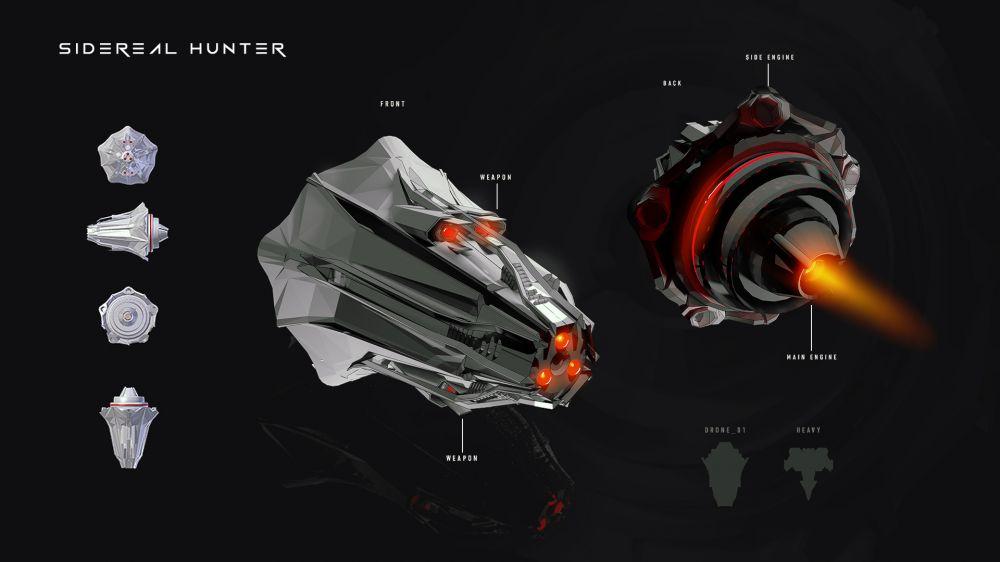 Разработчики аркадной гонки Redout анонсировали космический симулятор Redout: Space Assault