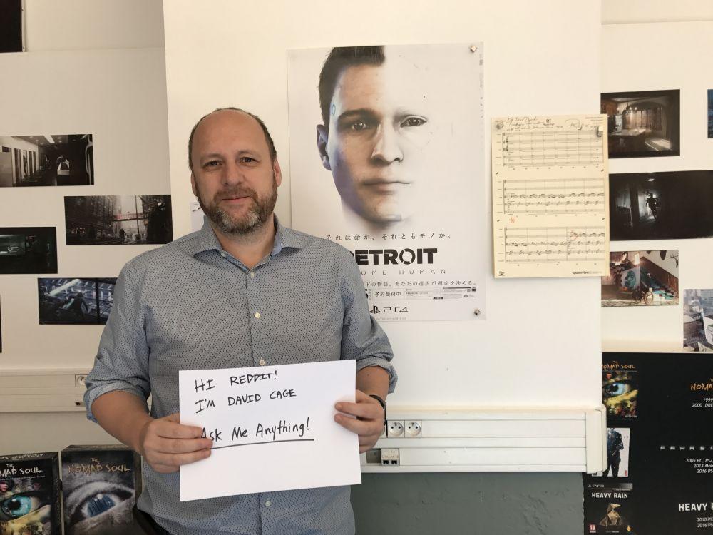 Дэвид Кейдж: мы выпустим сиквел Detroit: Become Human только если будет о чем рассказать