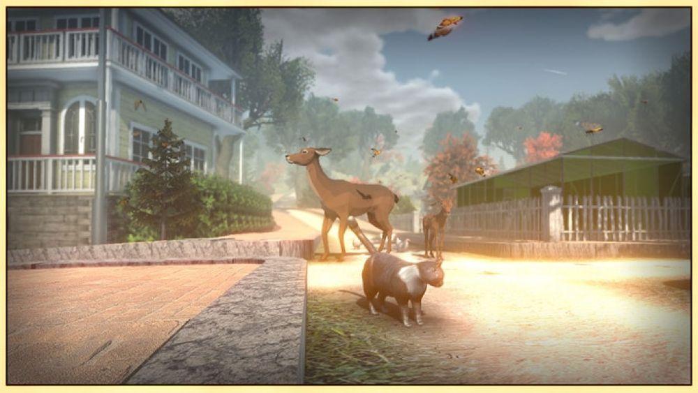 Игра про кошачий мир без людей появилась на Kickstarter (трейлер и скриншоты)