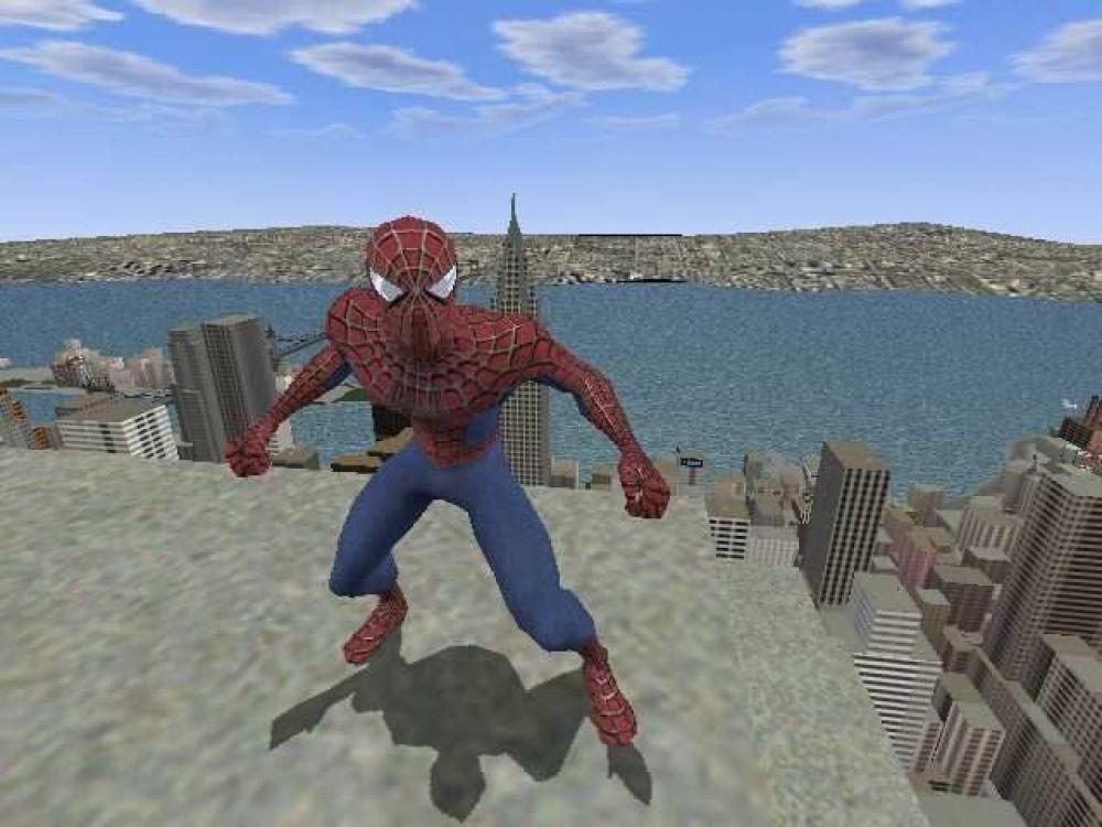 Посмотрите, насколько сильно отличается Marvel's Spider-Man для PS4 от Spider-Man 2 для PS2