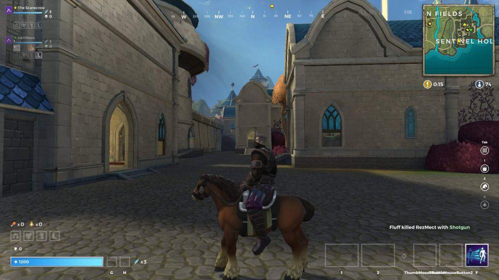 Как побеждать в Realm Royale — советы