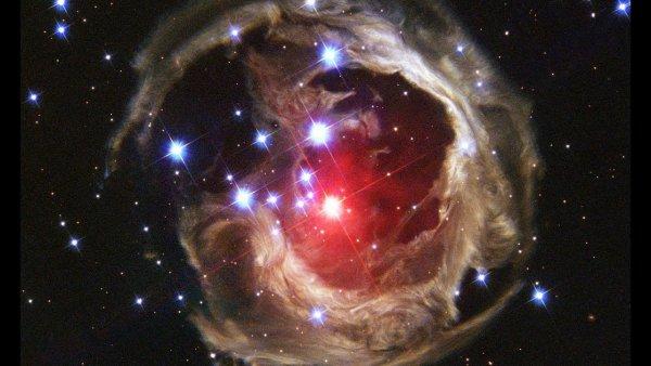 Астрофизики нашли гигантский космический лазер
