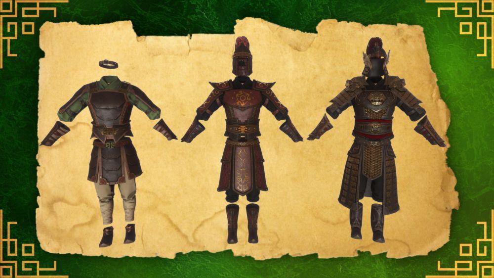 В Conan Exiles добавили частичку Древнего Китая (трейлер и скриншоты)