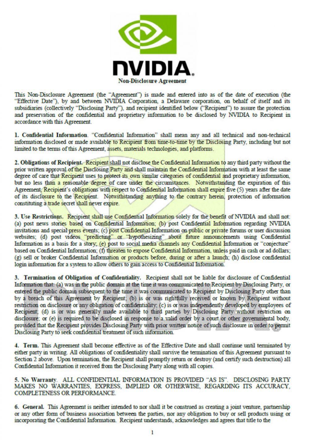 Nvidia наносит серьезный удар по свободе СМИ