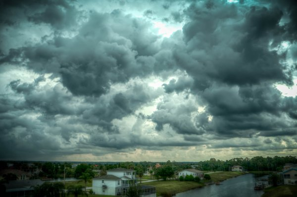 Облако формальдегида учёные нашли в небе над Индией