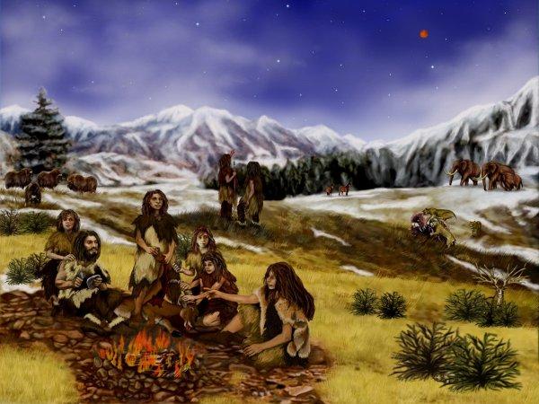 Ученые рассказали, как охотились неандертальцы