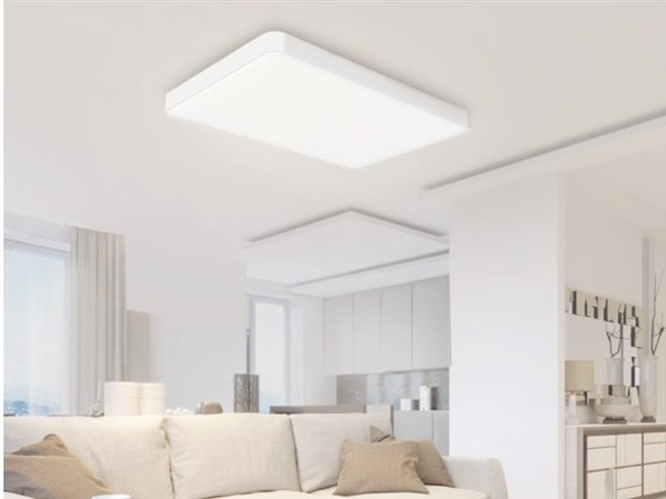 Xiaomi выпустила «умный» светильник для потолка, который управляется смартфоном