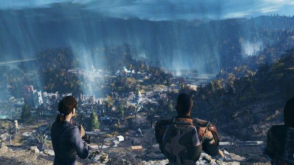 Bethesda обнародовала новый трейлер Fallout 76