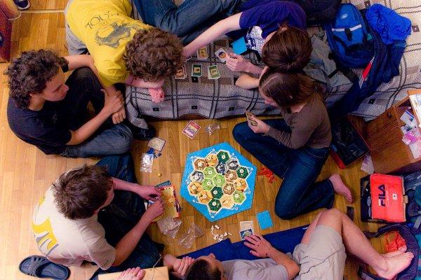 Российские настольные игры захватят мир