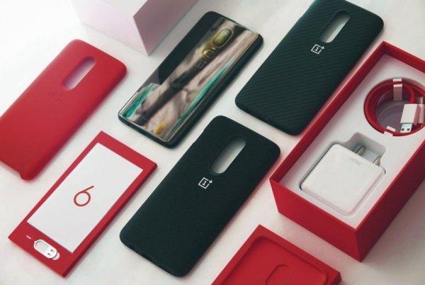 Выпуск красного флагмана OnePlus 6 назначен на 2 июля