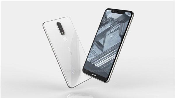 Nokia 5.1 Plus показали на видео