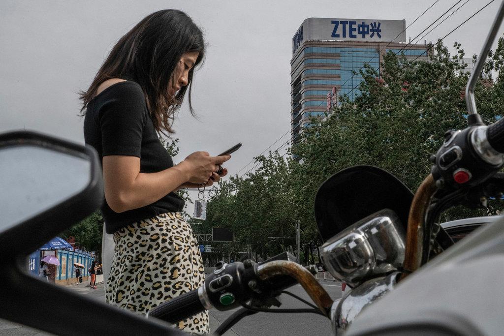 Угроза санкций США против ZTE не миновала