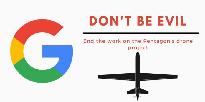 Google отказалась от крупнейшего контракта, ради имиджа «корпорации добра»